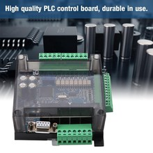 1 Pcs PLC Programmable Controller PLC Industrial Control Board FX3U-14MR 8 Input 6 Output Programmable Simple Controller(China)