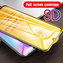 Etui na honor 20 10 9 8 lite coque ochronne szkło hartowane na ekran dla huawei 20lite 10lite 9lite 8 lite pokrywa na światła ochronne