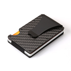 Fabricantes Venta Directa Multi-funcional antimagnético Metal aluminio cambio casete Anti-robo RFID tarjeta de crédito automático