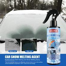 Автомобильный агент для удаления снега, многофункциональный, безопасный, автомобильный распылитель для удаления снега