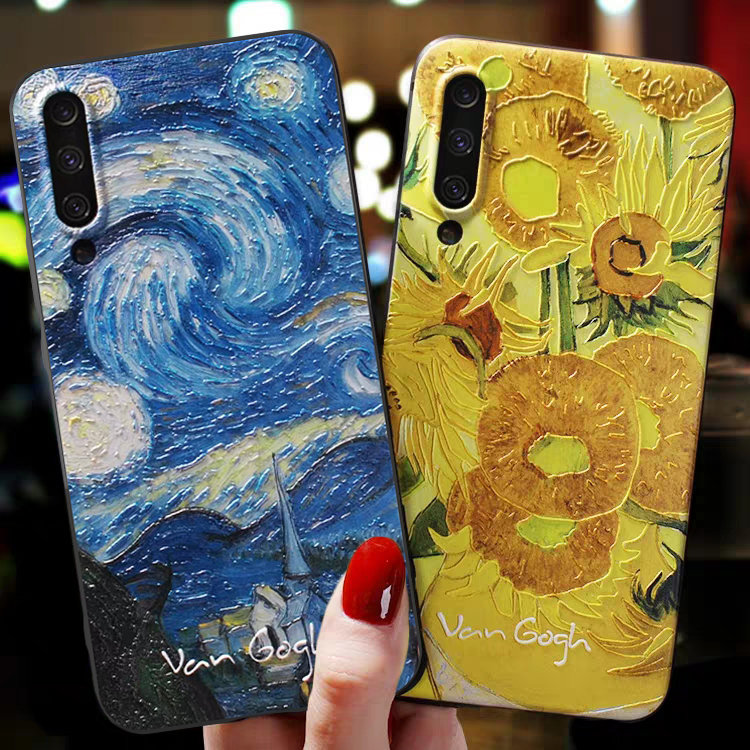 3D Art Case For Samsung Galaxy A50 A40 A70 S8 S9 S10 S20 Ultra Plus S10 lite S10e A51 A71 Note 8 9 10 Plus Lite A7 2018 Cases(China)