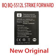 100% original 3200mah para bq BQ-5512L strike forward em estoque de alta qualidade bateria