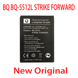 100% Original 3200mAh For BQ BQ-5512L STRIKE FORWARD In Stock High Quality Battery