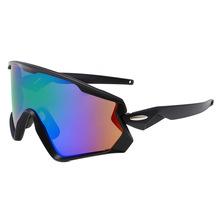 Okulary rowerowe okulary przeciwsłoneczne Outdoor rower sportowy okulary mężczyźni spolaryzowane okulary rowerowe damskie okulary do biegania okulary narciarskie tanie tanio Polarized 68mm MULTI 78mm Poliwęglan Unisex Jazda na rowerze about 30g Sports Men Sunglasses Cycling Glasses