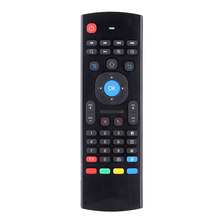 Mx III Portable Multifungsi USB 2.0 2.4G Hz Nirkabel Remote Control Keyboard Udara Mouse untuk Smart TV Android TV Box mini PC(China)