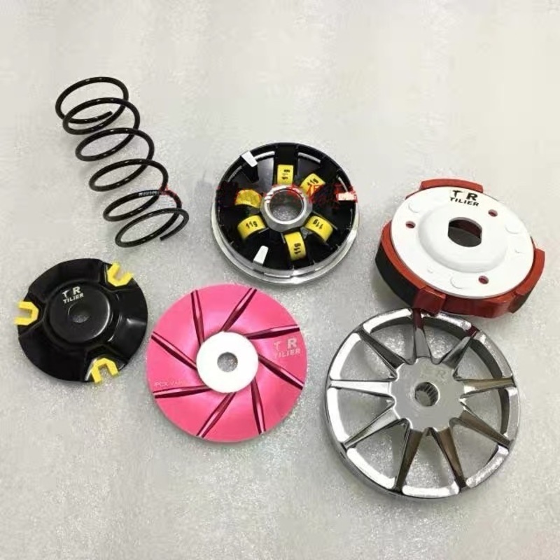 Clutch Kit For PCX VARIO CLICK Racing Transmission Set Tuning Pcx125 Pcx150 Vario125 Vario150 Click125 Click150 Modified Parts