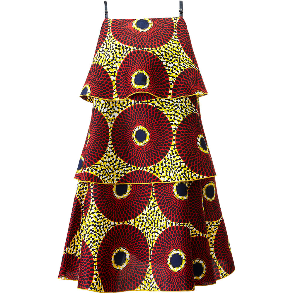 Dashiki African Dresses For Women Sexy Slip Dress African Dresses Ankara Dresses Slim African Traditional Clothes For Women