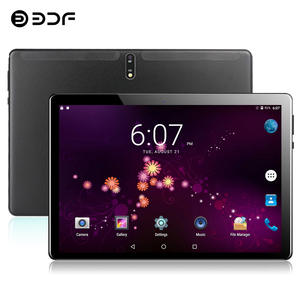 BDF Tablet Pc Android Phone Quad-Core Google New Play 3G Bluetooth Tempered-Glass Call-Wifi