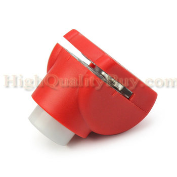 Mini Heart Shape Paper Craft Punch Hole Puncher Handmade Cutter for DIY Card Photo Album Making Scrapbooking Tag Craft Tools image
