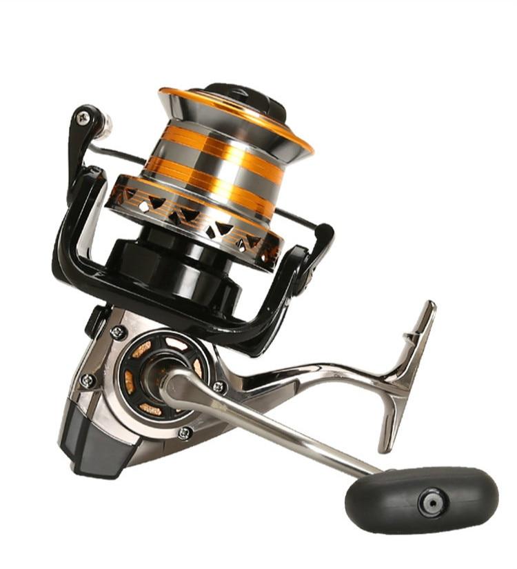 roda de pesca de rocha roda distante pesca