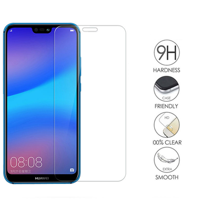 9H HD Tempered Protective Glass For Huawei Honor 8x Screen Protector Glass On Honor 8X 8A 8C 8 Lite 6C Pro Glass Shock-proof