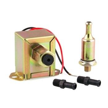 Las nuevas bombas de combustible de 12V de varios modelos están equipadas con doble junta de combustible y filtro de combustible en línea