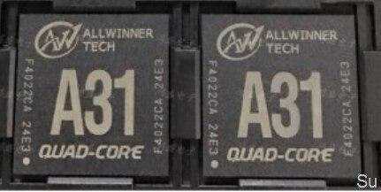 5-10 шт., новый четырехъядерный процессор ALLWINNER A31 A31S BGA