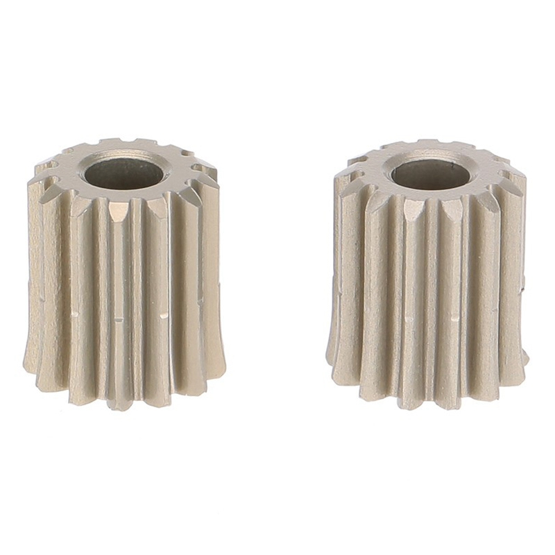 2Pcs 48DP 3.175mm 13T <font><b>Motor</b></font> Pinion <font><b>Gear</b></font> for <font><b>RC</b></font> Car Brushed <font><b>Brushless</b></font> <font><b>Motor</b></font> image