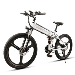 Power Assist Electric Bicycle