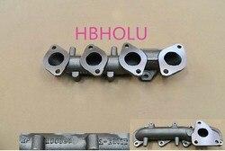 Wydechowy rura wydechowa kolektor komponentów 1008111-EG01T dla Great Wall Haval H6 VoleexC50 4G15T engien