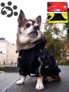 Small-Dog-Clothes Clothing Dogs-Coat Dog-Face-Jacket Chihuahua Winter Large Luxury
