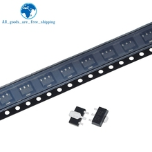 10PCS/LOT In reel 78L05 5V SOT-89 SMD three terminal voltage regulator voltage stabilizer Good quality and ROHS