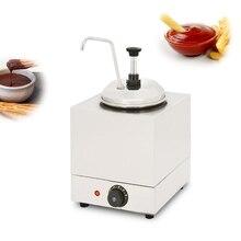 Sauce Warmer Fruit Jam Heating Machine Dispenser Hot Chocolate Filling Spread Heater with CE