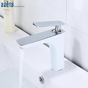 Azeta Basin Faucet Bathroom Si