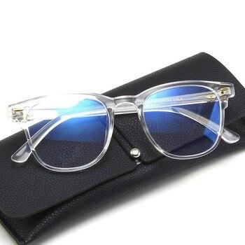 KT551 Vintage Blue light Blocks Anti -Fatigue Goggles Radiation Protection Computer New Fashion glasses Decorative