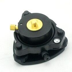 Black Stelschroevenblok Met Optisch Lood * Roterende Adapter 5/8