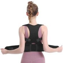Thérapie Posture correcteur Dos soutien orthèse colonne vertébrale correcte Maintien Dos correcteurs Houding correcteur tapis ceinture