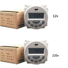 Цифровой выключатель с таймером ЖК-экран автоматические электронные ирригационные контроллеры Сад Вода интеллект полива системы