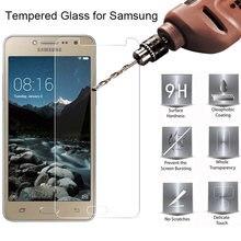 Vidro temperado Para Samsung Galaxy J3 J5 J7 J1 2016 H Protetor de Tela Para Samsung A3 9 A5 A7 2017 A6 A8 2018 J4 J6 Plus J8 Vidro