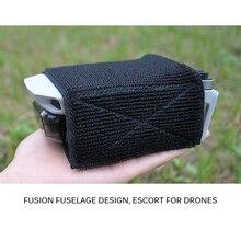 Durable Neue Für Mavic Mini Drone Propeller Strap Motor Stabilisator Protector Montage Strap Für DJI MAVIC Drone Mini Zubehör