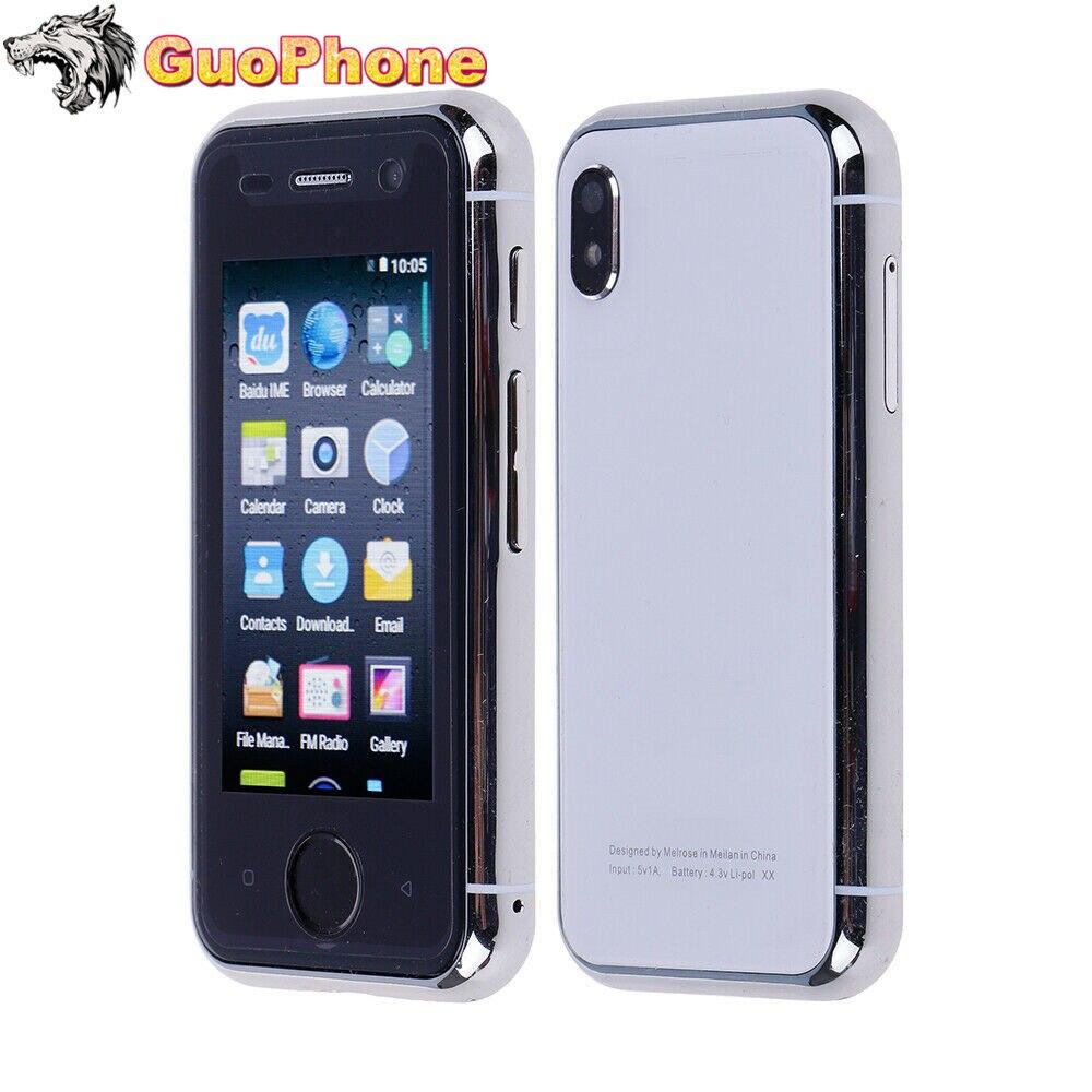 Оригинальный мини-смартфон Melrose S9 PLUS, 2,45 дюймов, четырехъядерный процессор MT6737, Android 7,0, 1 ГБ, 8 ГБ, 4G LTE, ультратонкий студенческий маленький тел...