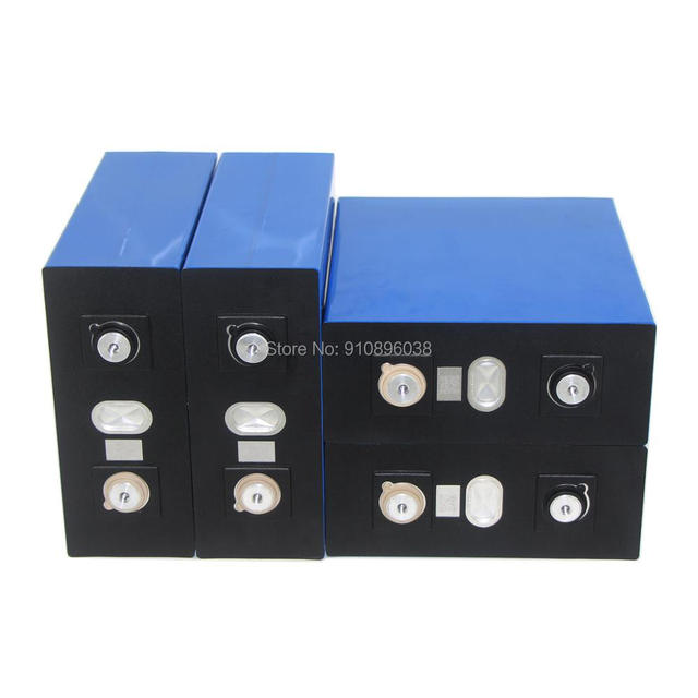 4PCS/LOT High Quality 3.2V 280Ah  A Grade LiFePO4 Lithium iron Phosphate Battery For 12V 3KW Solar Energy System