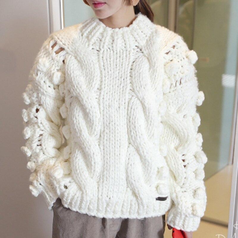 Damen Cardigan Strickjacke Mantel Coat Pullover Patchwork Jacke Boho Sweater