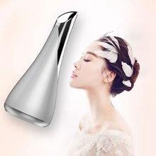 2 в 1 Магнитный ионный прибор для красоты лица импортный инструмент для лица маленький гантель микротоковая эссенция импортный инструмент для красоты