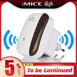 Беспроводной Wi fi Ретранслятор Extender 300 Мбит/с усилитель WiFi 802.11N/B/G усилитель Reapeter точка доступа