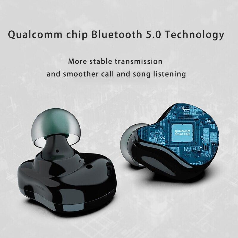 New Sabbat E12 Ultra Tws Aptx Pro True Wireless Bluetooth 5.0 Earphone In-ear Mini Double Ear Sports Bass Earbuds Handfree Mic