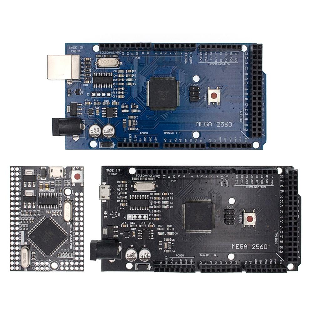 MEGA2560 MEGA 2560 R3 (ATmega2560-16AU CH340G) AVR płyta usb pokładzie rozwoju MEGA2560 dla arduino