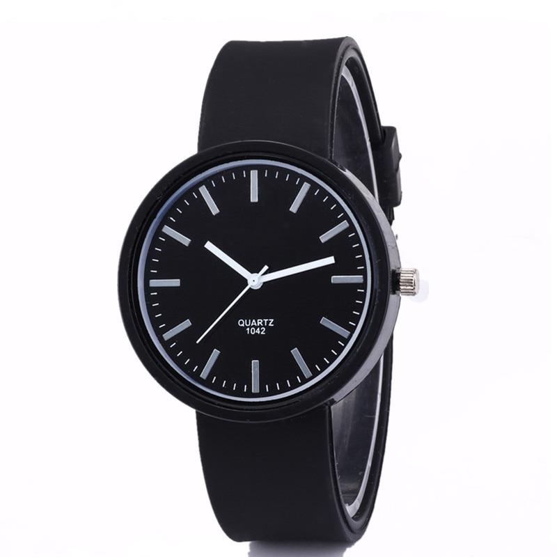 שעון לנשים סיליקון ג'לי  Reloj Mujer  2
