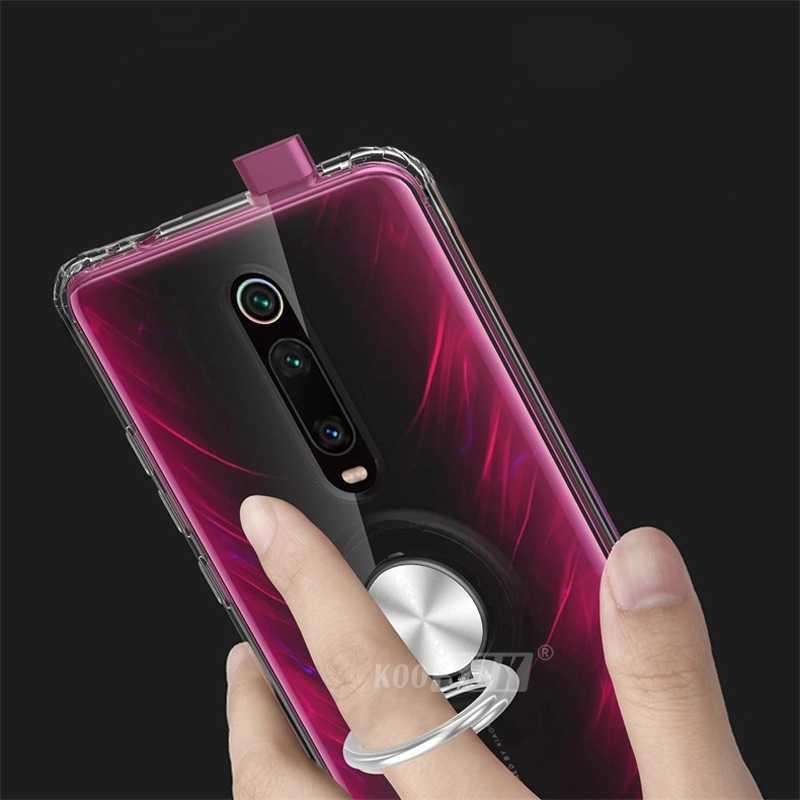 Чехол для Xiaomi mi 9 T, Роскошный прозрачный мягкий силиконовый защитный чехол для телефона, чехол для Xiao mi 9