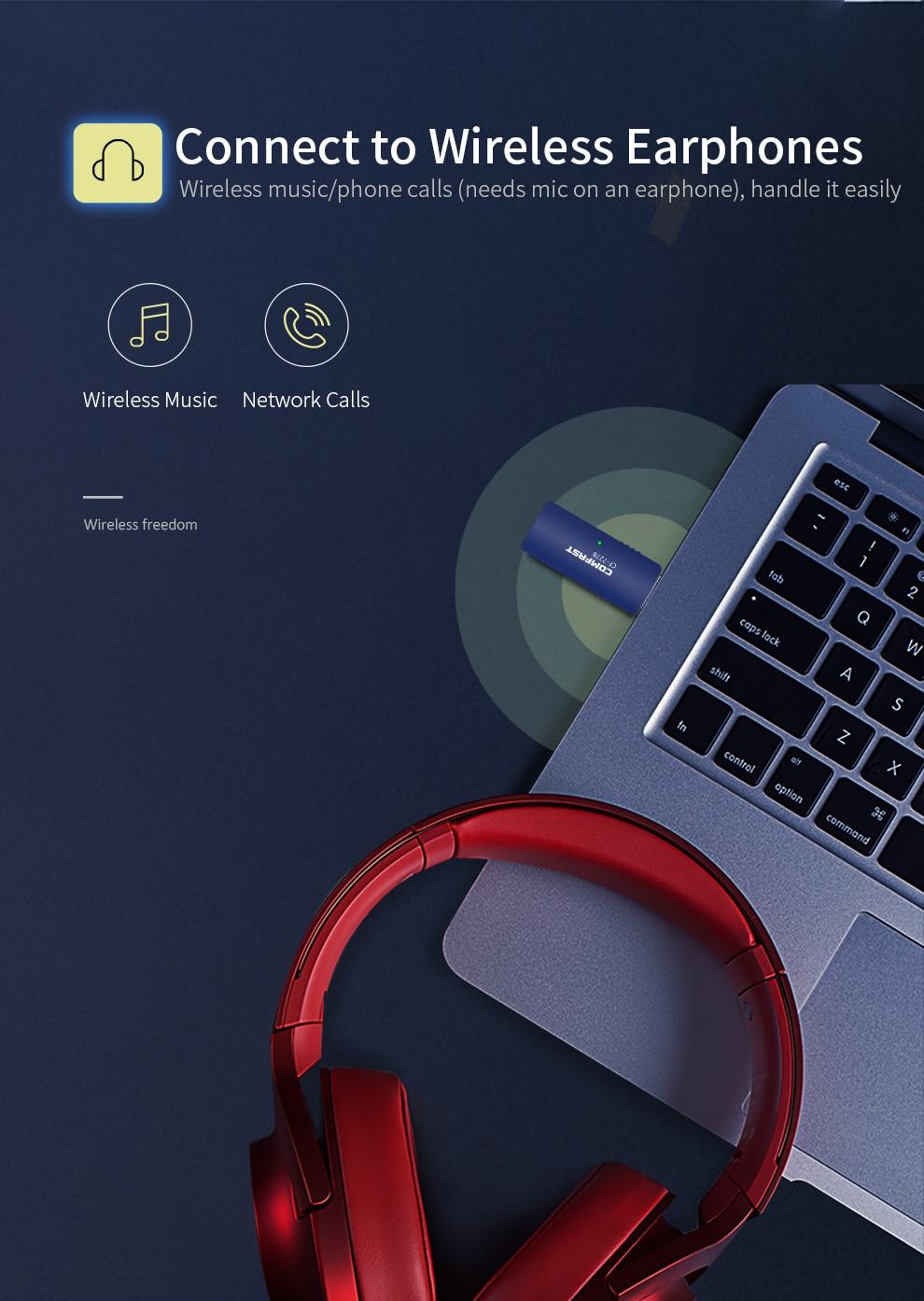 Cheap Donglesadaptadores Bluetooth USB