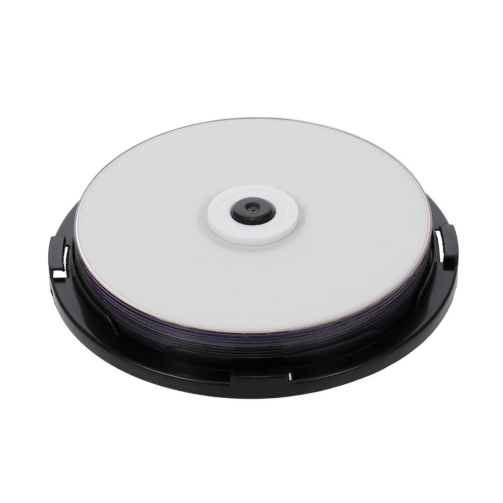 10PCS Blank Disc 215MIN 8X DVD+R DL 8.5GB Blank Disc Customizable DVD Disk For Data & Video Supports up to 8X DVD + R DL