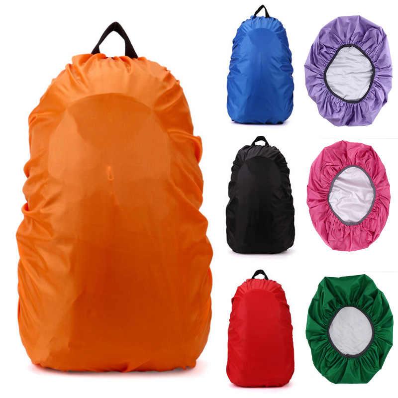 35-80L Backpack Rain Cover Waterproof Rucksack Patio Camping Mud Raincover
