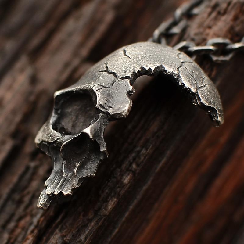 skull necklace pendant (1)