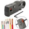 Автоматические плоскогубцы для зачистки проводов, многофункциональный инструмент, Обжимные Щипцы, инструмент для зачистки кабеля, плоског...