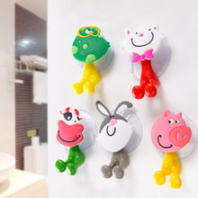 Bathroom Accessories Set Multi-function Toothbrush Holder Toothpaste Dispenser Holder Toothbrush Rack Bathroom Gifts for Kids(China)