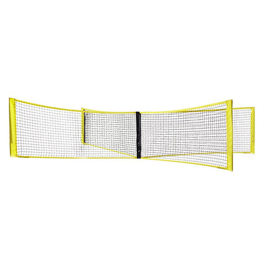 Portable Volleyball Net Portable Professional Outdoor Sand Grass Portable Volleyball Net BHD2