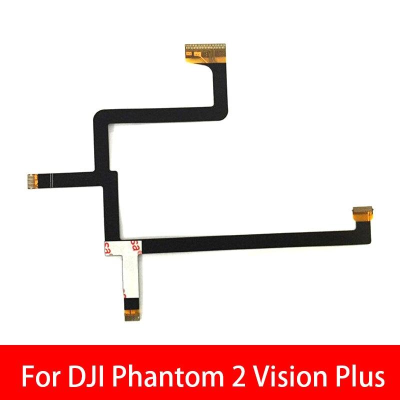 Original Gimbal Camera Flex Ribbon Cable For DJI Phantom 2 Vision Plus Replacement For DJI Phantom 2 H3-3D(China)