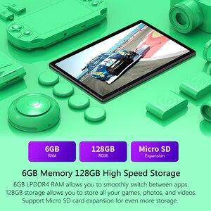Image 3 - 최신 10.1 인치 태블릿 Teclast M40 안드로이드 10.0 6GB RAM 128GB ROM Mali G52 3EE GPU 8MP 카메라 블루투스 5.2 4G 전화 통화 WiFi