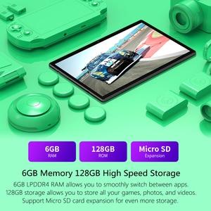 Image 3 - 最新10.1インチタブレットteclast M40アンドロイド10.0 6ギガバイトのram 128ギガバイトrom Mali G52 3EE gpu 8MPカメラbluetooth 5.2 4グラム電話コールwifi