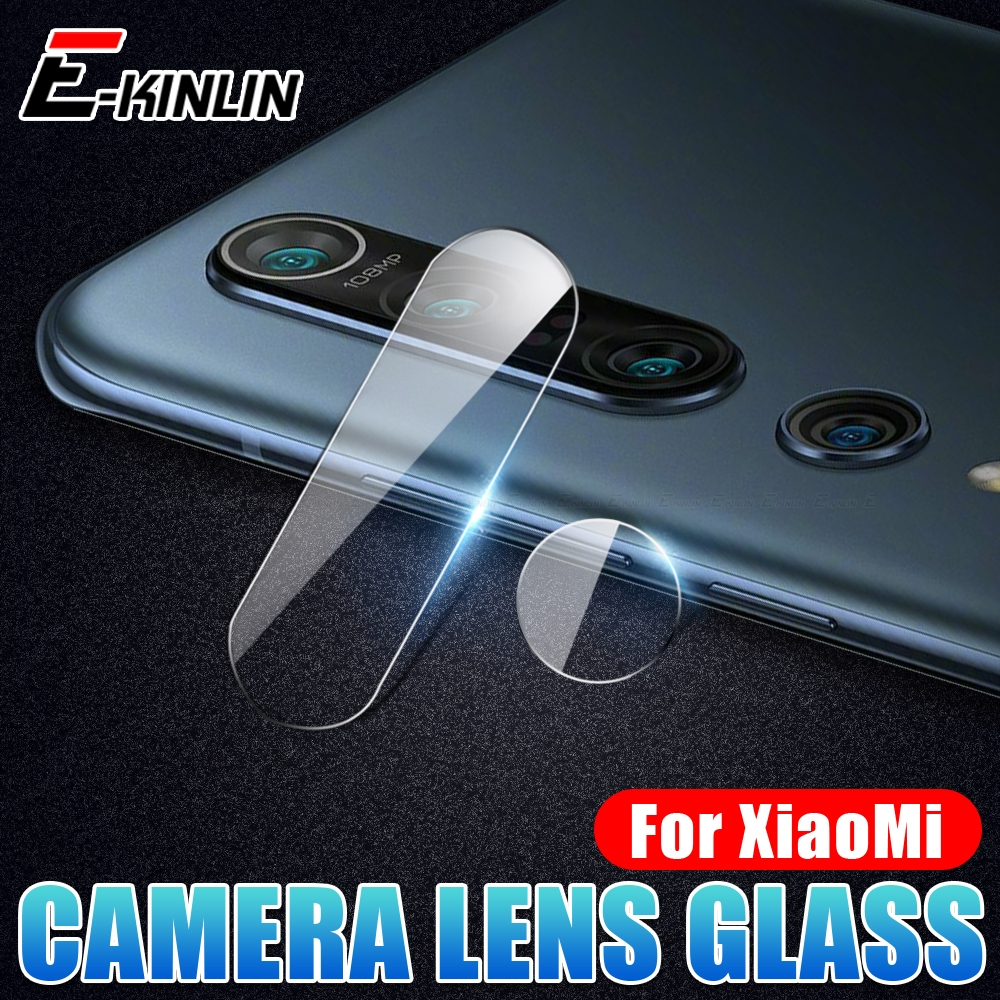Back Camera Lens Screen Protector Tempered Glass Film For Xiaomi Mi 10 9T 8 Lite A3 Max Redmi Note 9 8T 6 7 Pro(China)